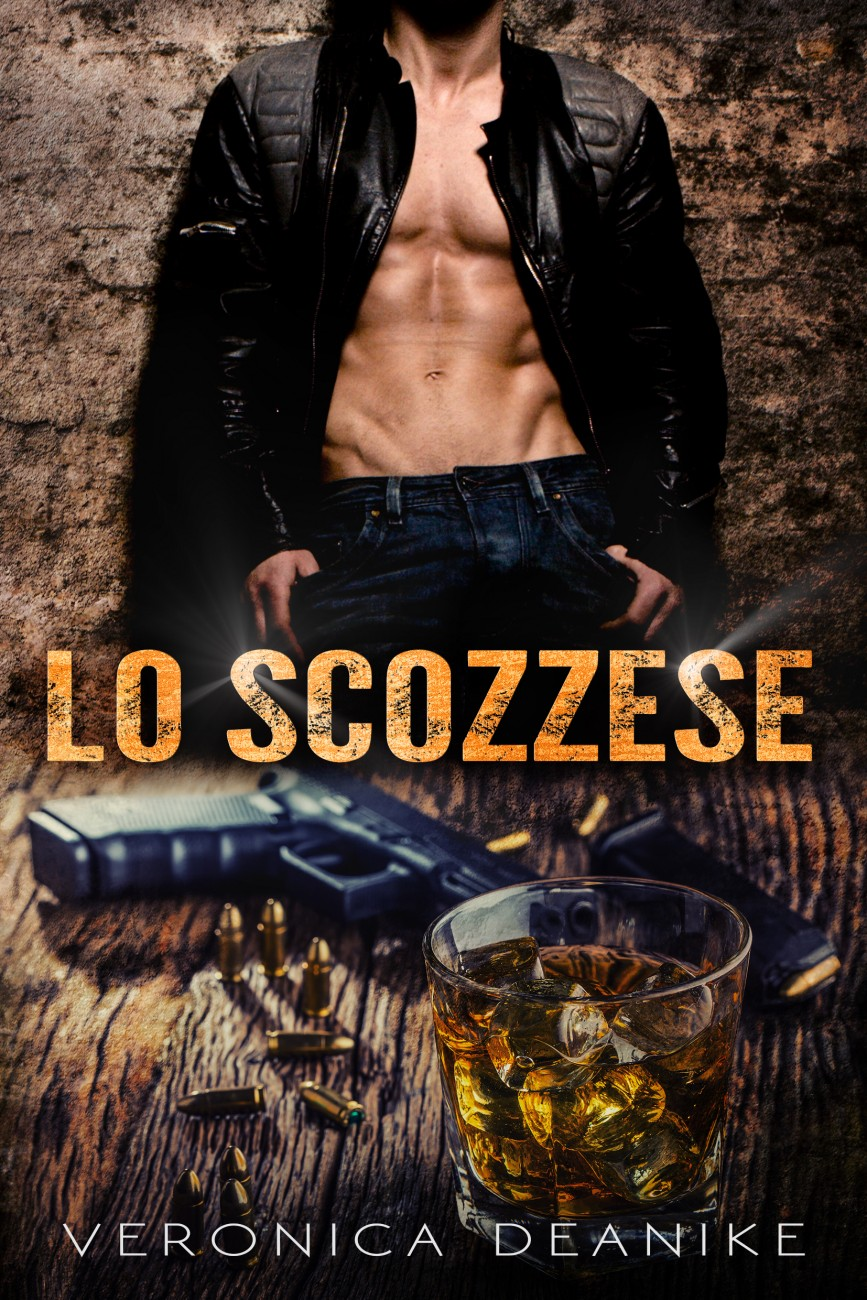 Cover Reveal: Lo scozzese