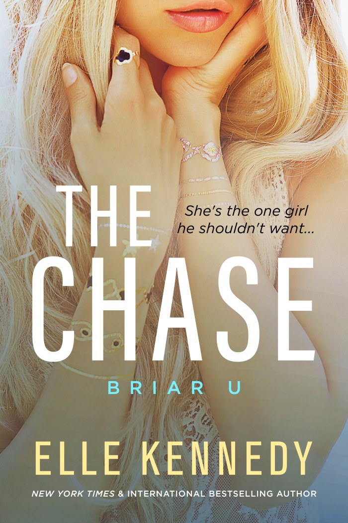 The Chase: Briar University Book 1