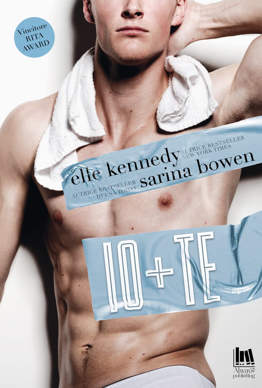 Cover Reveal: Io + Te
