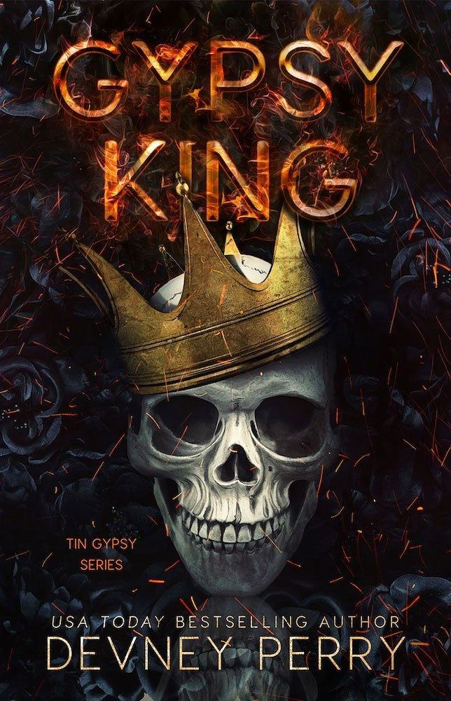 Cover Reveal: Gypsy King