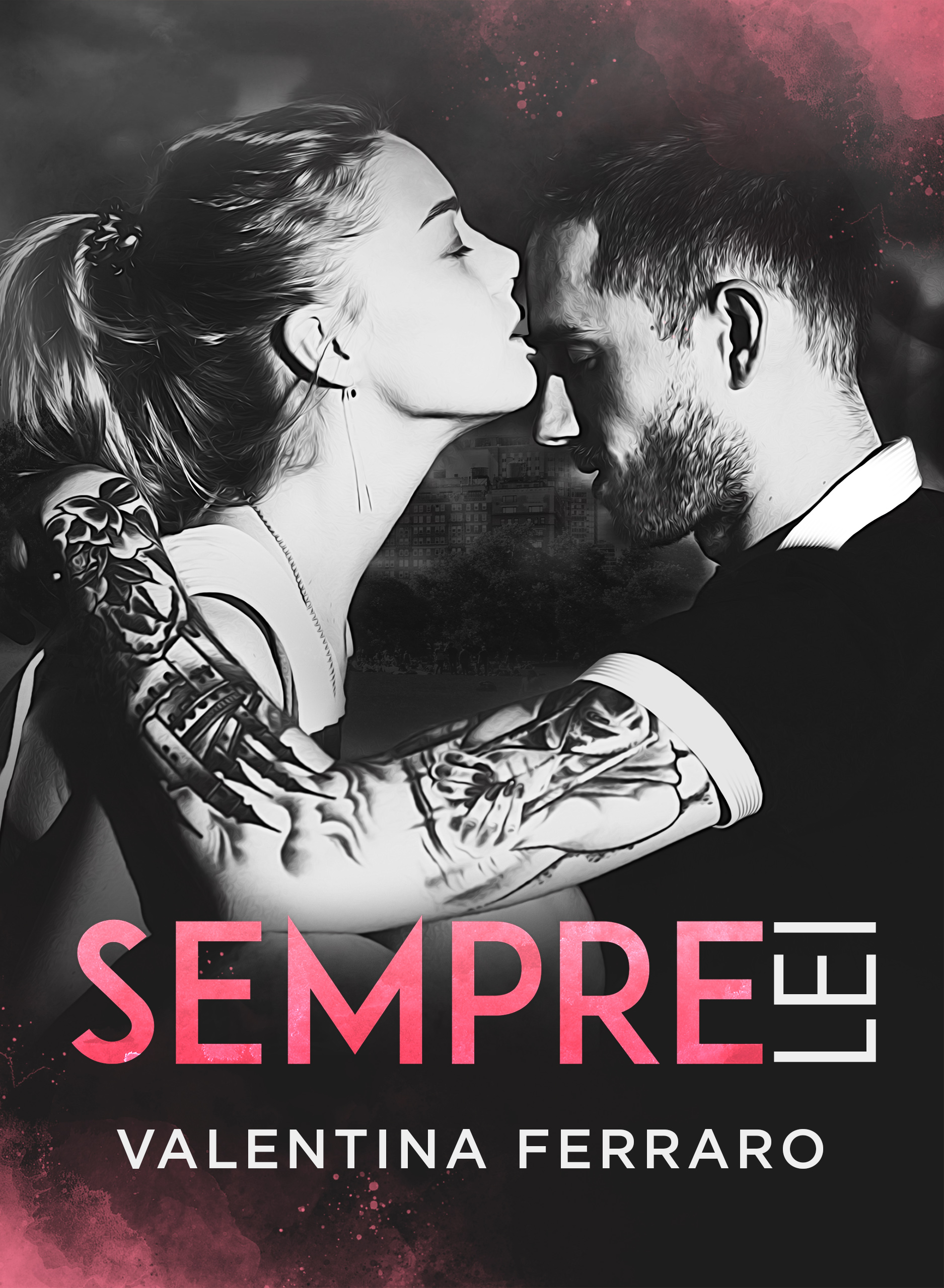 Cover Reveal: Sempre lei