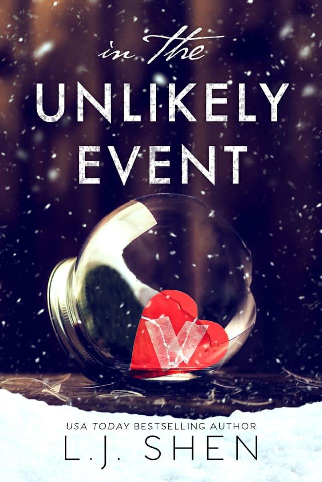 Cover Reveal: In the unlikely event