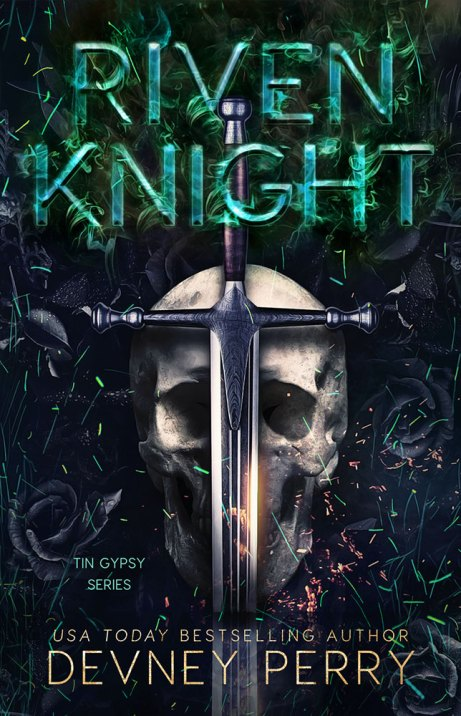 Cover Reveal: Riven Knight