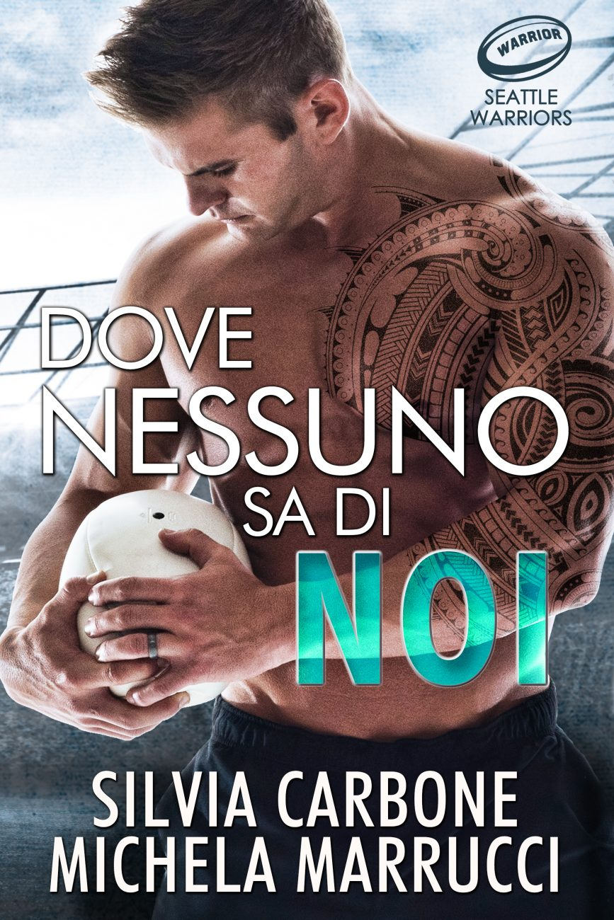 COVER REVEAL: Dove nessuno sa di noi
