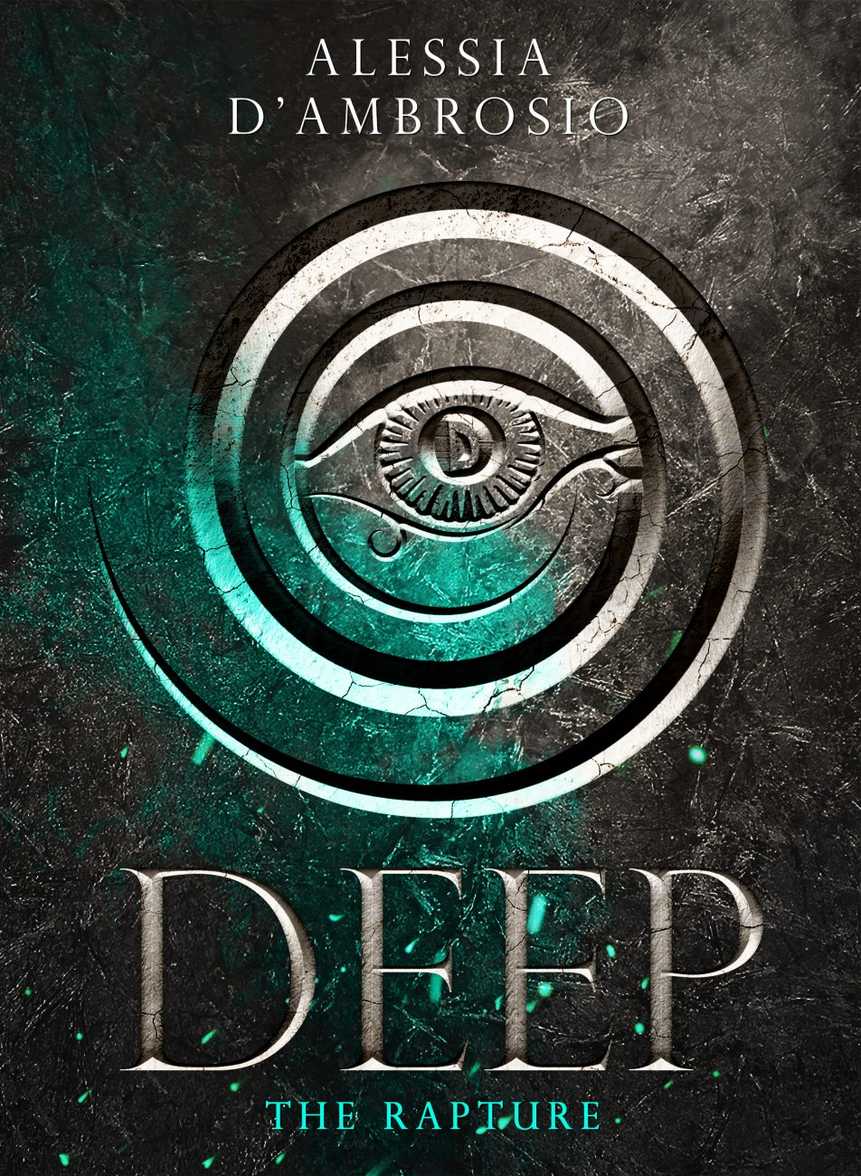 COVER REVEAL: Deep – The Rapture