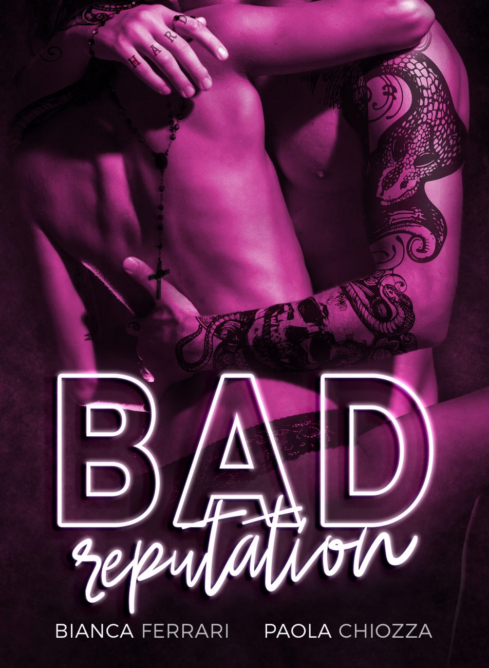 COVER REVEAL: Bad Reputation