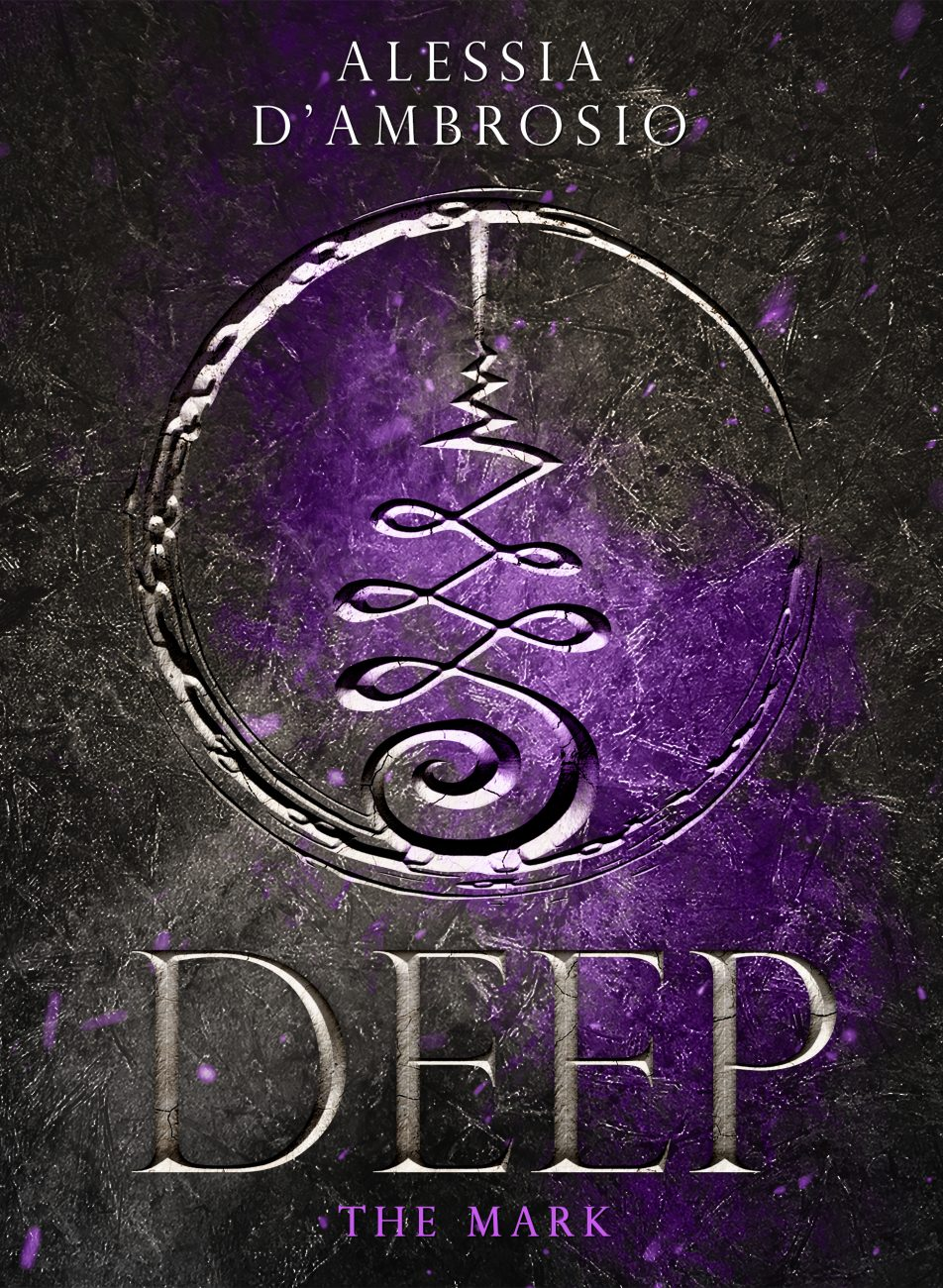 COVER REVEAL: Deep – The Mark