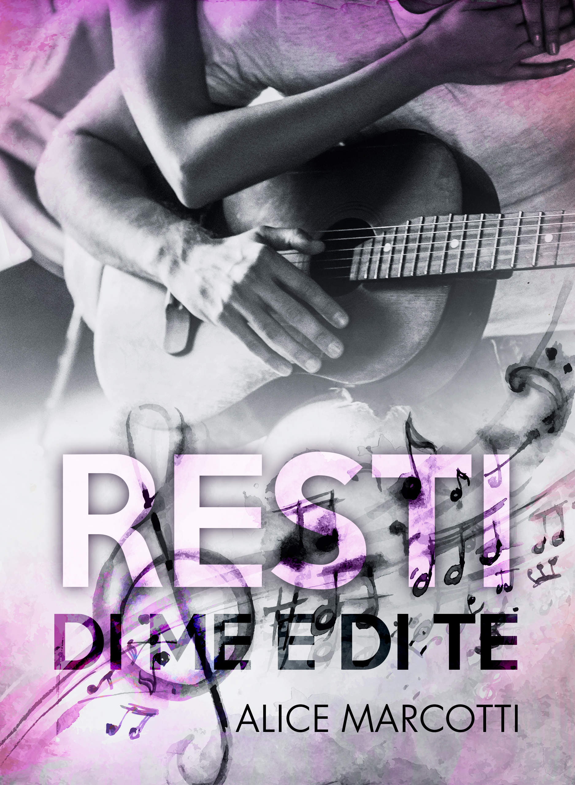 COVER REVEAL: Resti di me e di te