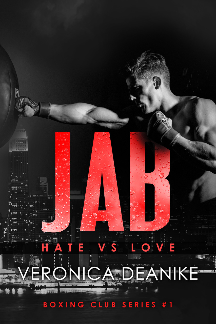 COVER REVEAL: Jab, Hate vs love