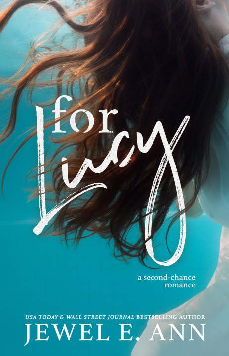 COVER REVEAL: For Lucy
